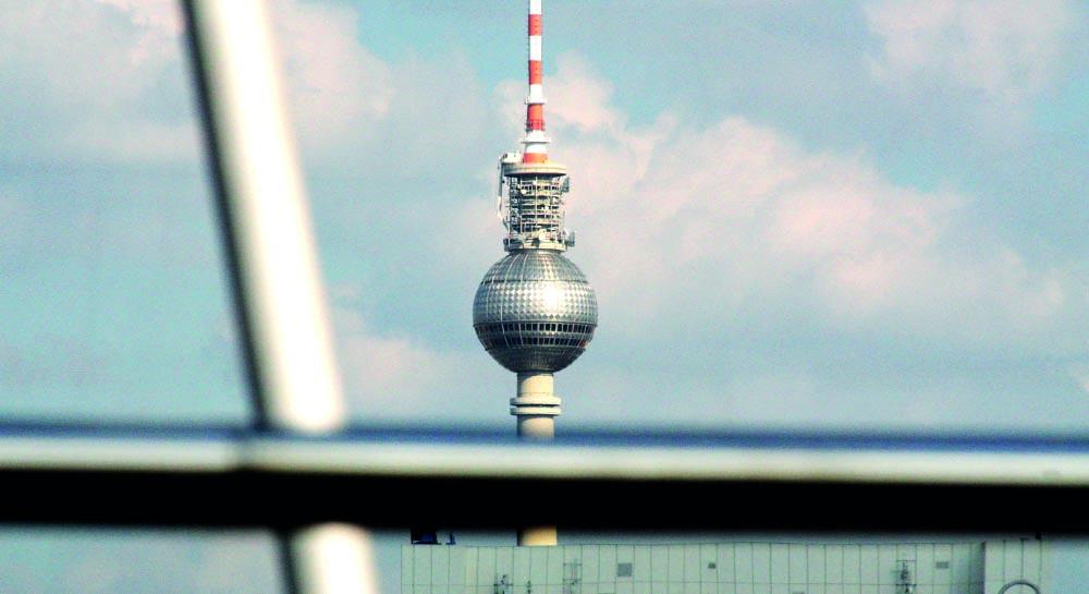 Fernsehturm Bundestag