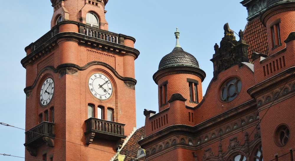Rathaus Pankow - Foto Henrik Nürnberger